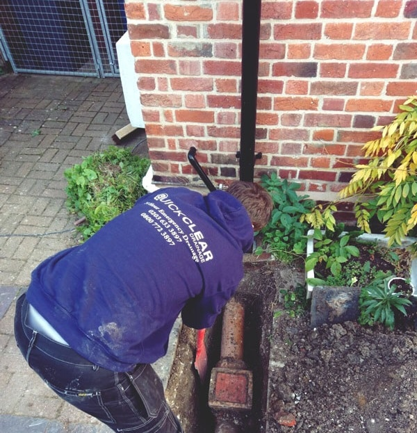 Drain Survey London