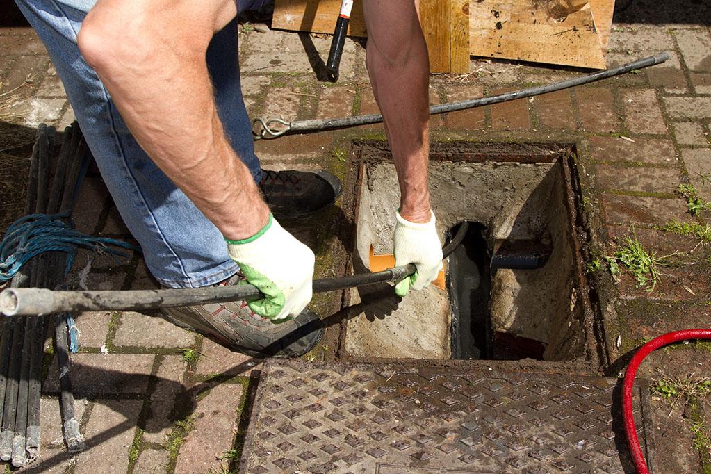 blocked drain clearance london